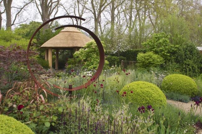 Naturgarten auf der Chelsea Flower Show 2013 in Bildern