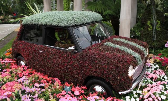 Cheseal Flower Show: Renommierteste Messe der Welt zeigt neueste Garten-Trends