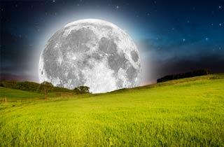 Leben nach dem Mond