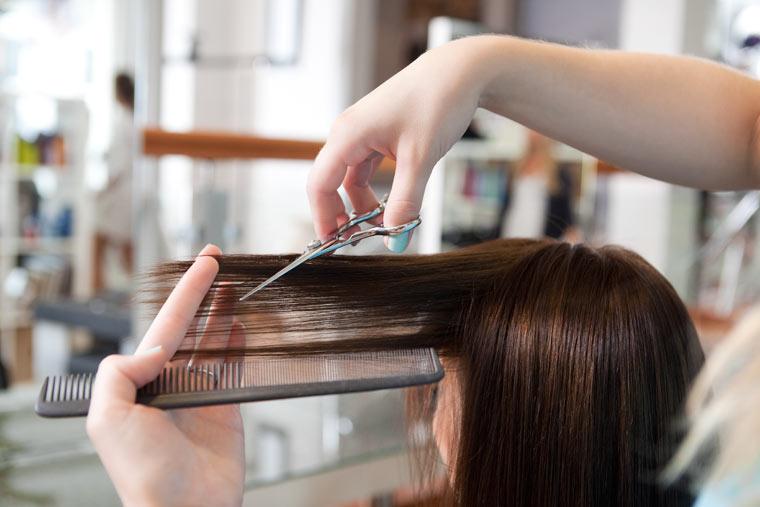 Leben nach dem Mondkalender: Haare schneiden lassen