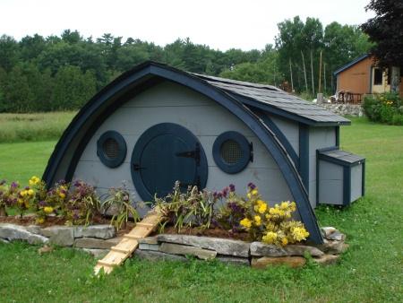 Hobbit-Haus für Garten, Freizeit und Beruf