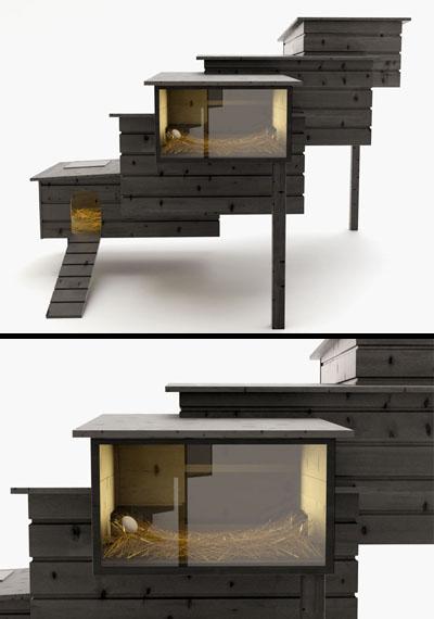 h hnerstall um k cken und h hner selbst zu halten. Black Bedroom Furniture Sets. Home Design Ideas