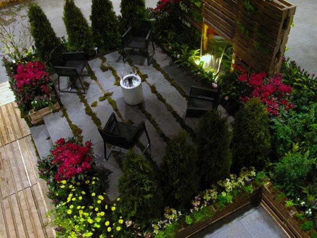 Nachhaltiger Garten: Mit Palletten-Recycling schicke Hochbeete bauen