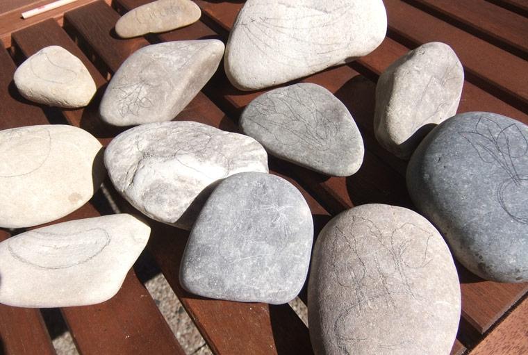 Steine Bemalen Deko Fur Den Garten Selber Machen