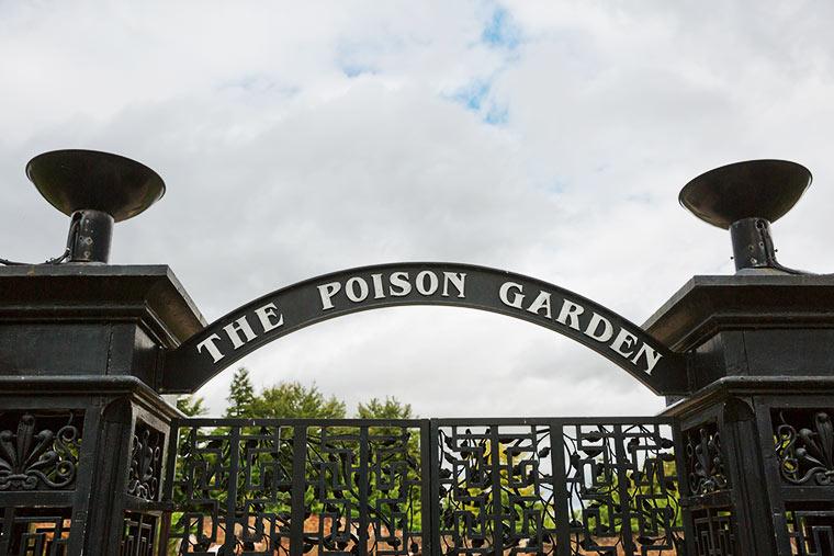 Der Poison Garden