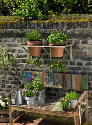 Selbstbauidee Tomaten im Garten oder Balkon richtig pflanzen