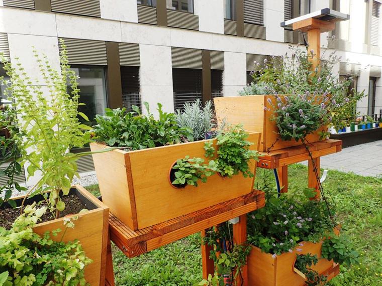Urban Gardening - eigene Biofarm