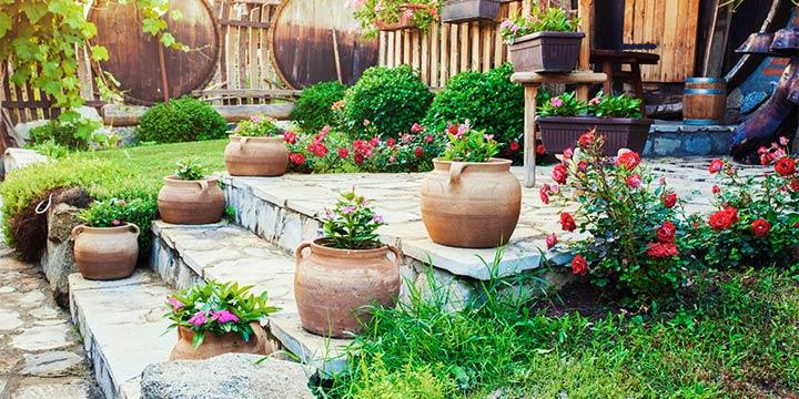 Fantasievolle Ideen für den eigenen Vorgarten
