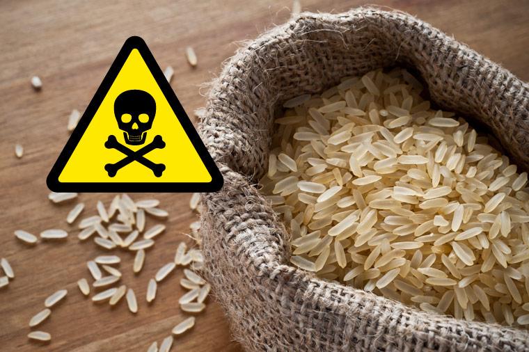 Dem Arsen im Reis auf der Spur