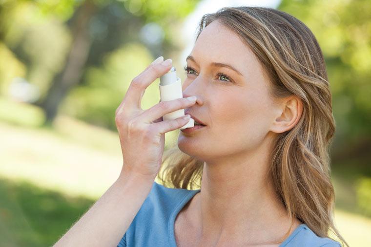 Natürliche Behandlung bei Asthma mit Vitamin-D