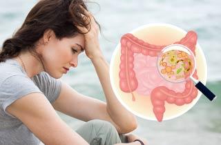 Depressionen überwinden mit einer gesunden Darmflora