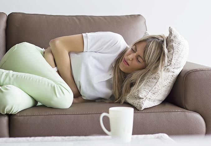 Bauchschmerzen im Sommer keine Seltenheit