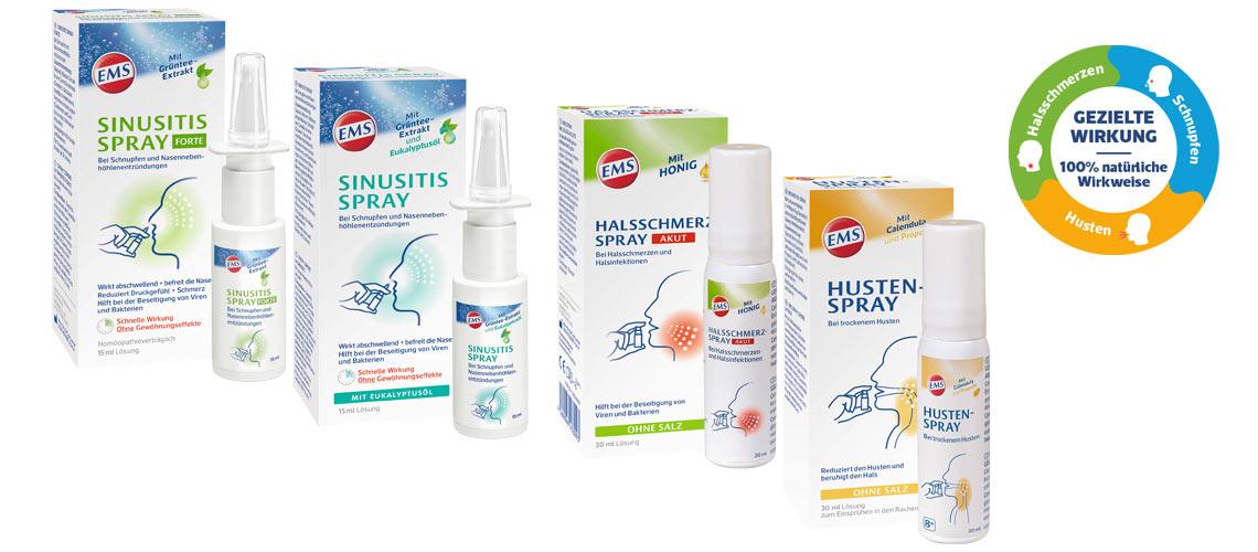 EMS Glycerol Sprays