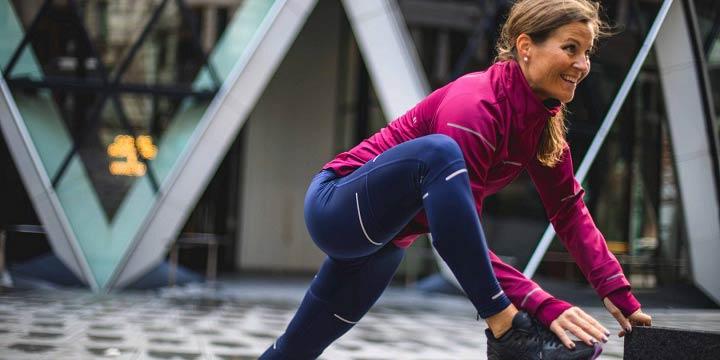 Im Einklang mit dem Körper fit werden