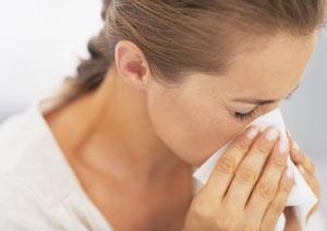 Schnupfen oder Allergie?