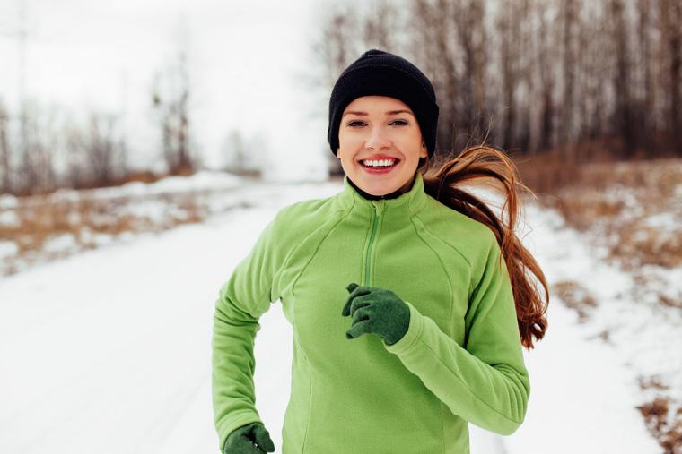 Gesund im Alltag durch regelmäßiger Sport