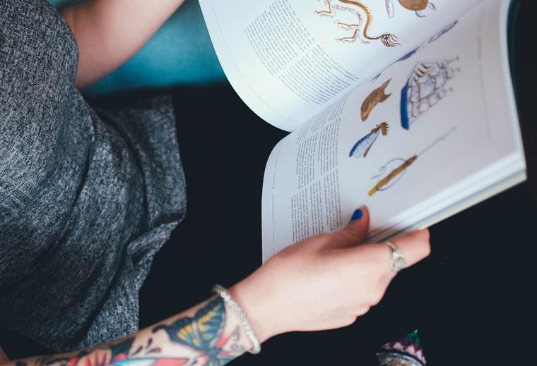 Selbstliebe lernen: 3. Bildung