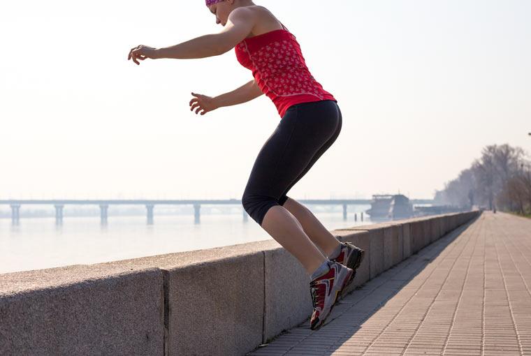 Sport hilft dem Stoffwechsel