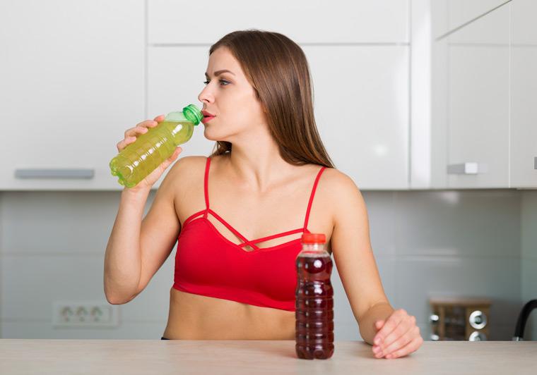 Führen Diätgetränke zum Schlaganfall?