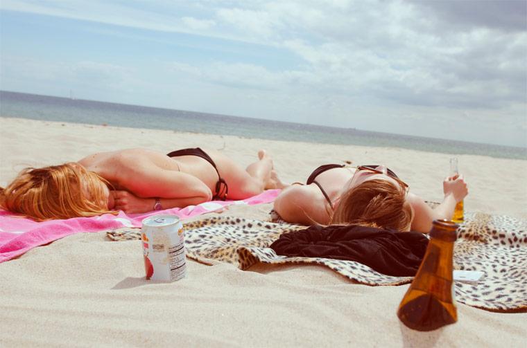 Die besten natürlichen Helfer bei Sonnenbrand