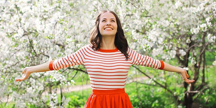 6 Vital-Tipps: Fit in den Frühling starten