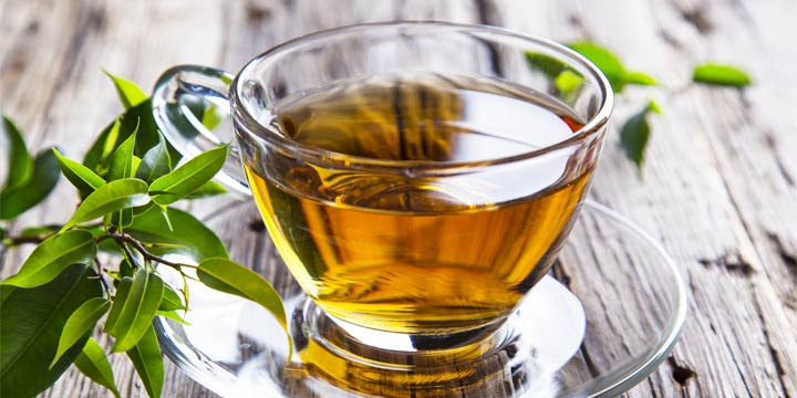 Grüntee-Extrakt – der gesunde Anti-Aging-Helfer