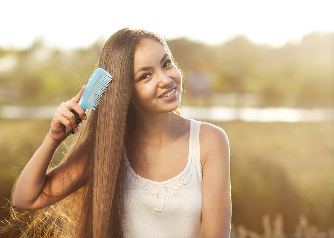 Gesundes Haar ist ein weibliches Schönheitsideal. © FotoimperiyA/iStock/Thinkstock