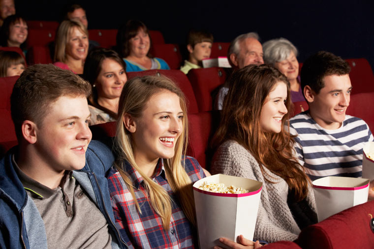 Kino gegen Depressionen