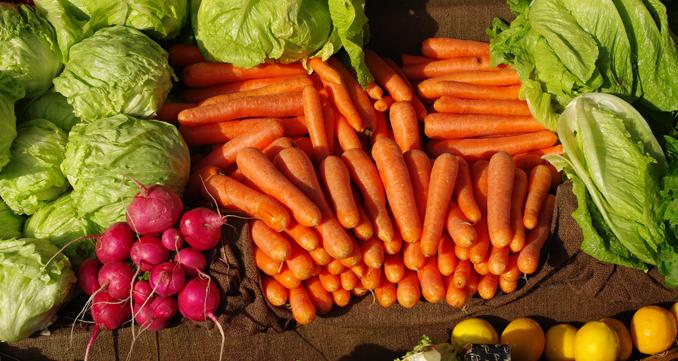 Krebsrsiko mit Ernährung senken vegan vegetarisch
