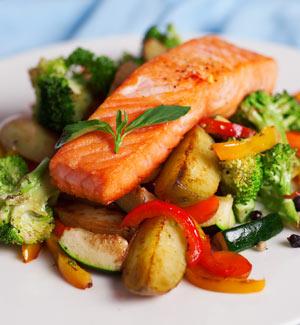 Die richtige Ernährung bei Gelenkbeschwerden