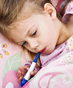 Hirnhautentzündung bei Kinder und Babys richtig deuten