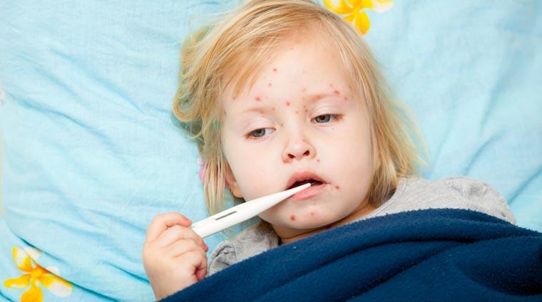 Das Motto der Impfwoche lautete: ?Impflücken schließen ? Masern und Röteln eliminieren