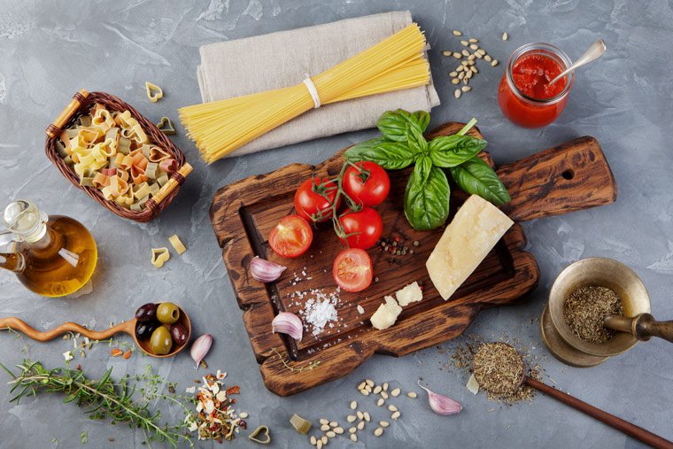 Bei diesen Krankheiten hilft die mediterrane Küche
