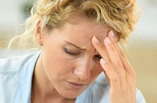 Krankheitsbild und Symptome einer Meningitis