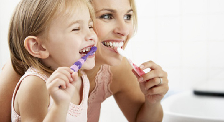 Eigentlich eine Selbstverständlichkeit: das tägliche Zähneputzen.