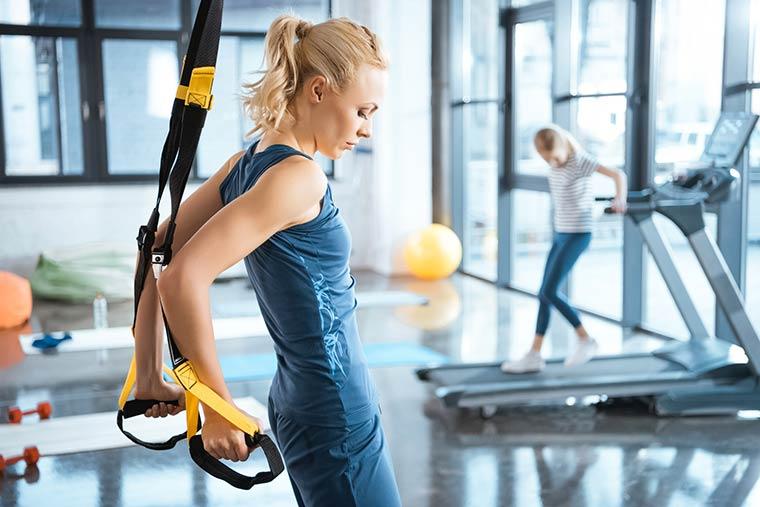 Muskelaufbautraining