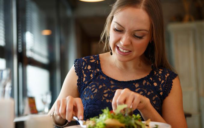 Gesunde Ernährung als Zwang Eco woman