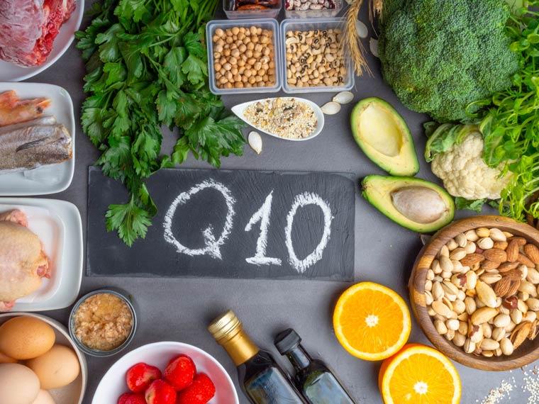 Lebensmittel die reich an Q10 sind