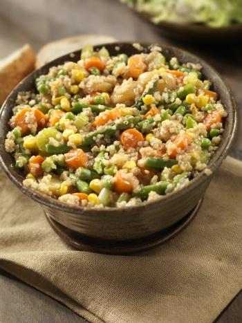 Zöliakie: Glutenfreie Alternative Amaranth und Quinoa
