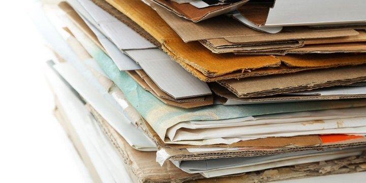 Achtung, giftig: Recyclingpappe enthält Mineralöle