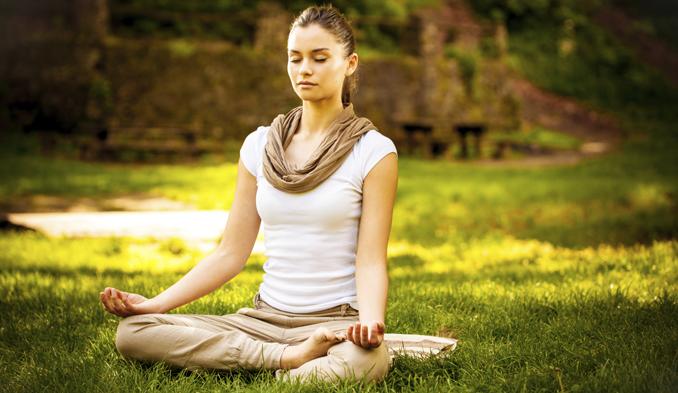 Stress streichen und entspannt leben eco woman