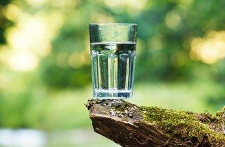 Rohes Wasser erobert den Markt
