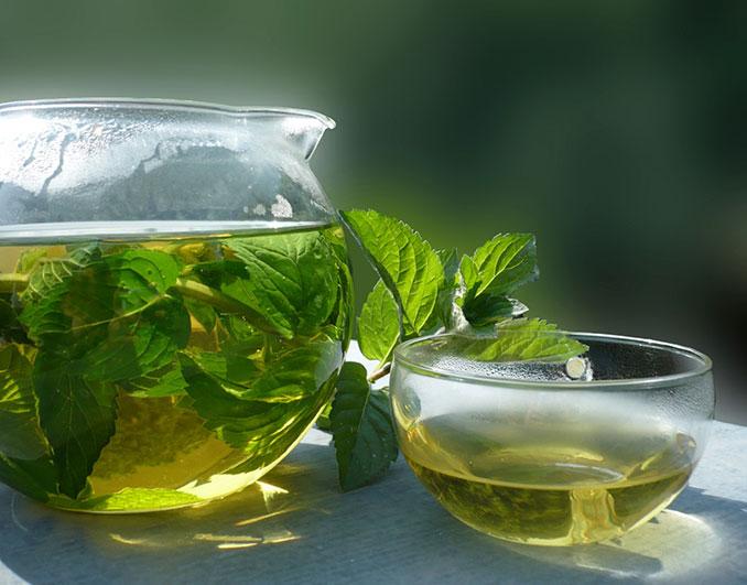 Salbei Bio Tee ist basisch