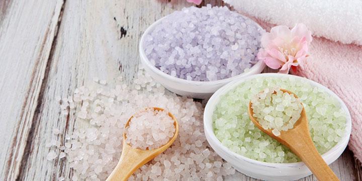 Meersalz für Gesundheit und schöne Haut