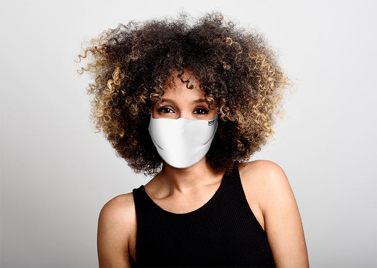 Stoffmaske Save YouAndMe