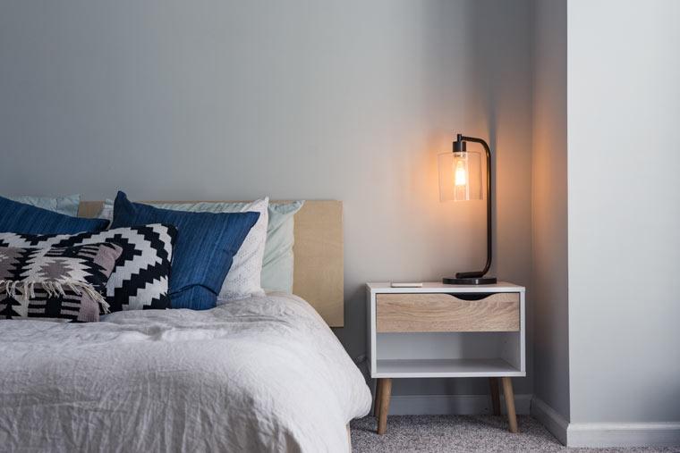 die Matratze im heimischen Bett sollte sorgfältig ausgewählt werden