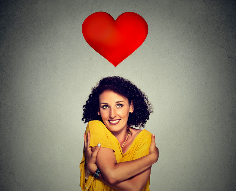 Der harte Weg sich selbst zu lieben – So gelingt's!