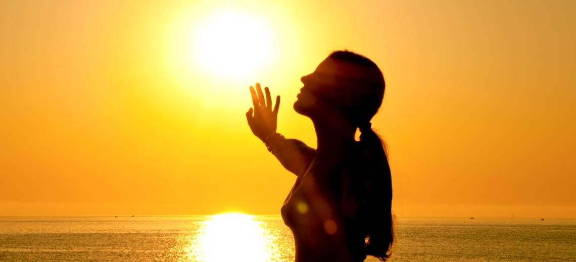 Wird die Sonne zu Unrecht verteufelt?