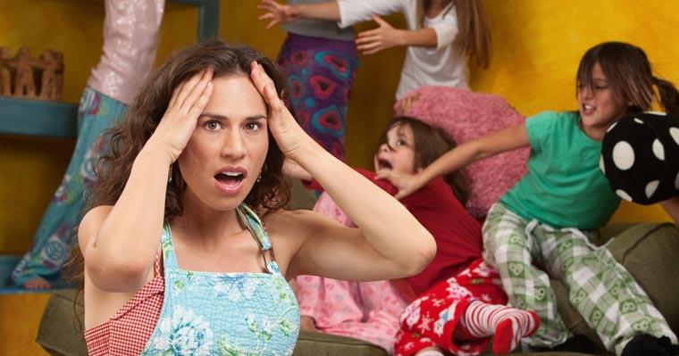Welche Folgen kann negativer Stress haben?