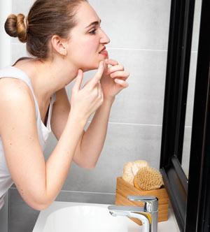 Kartoffelwasser reinigt, klärt und entgiftet die Haut
